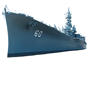 Veterans Funeral Care Navy-Ship Cremation Scatter at Sea