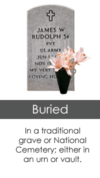 funeral home cremation costs 000033 headstone cremains buried b